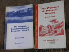 More details for the plymouth & dartmoor railway + the railways, canal & mines of looe & liskeard