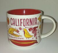 California Starbucks Mug / 2018 Been There Series 14 Oz Coffee Tea Home Office