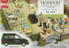 BUSCH 6049 - KERKHOF / CIMETIERE / FRIEDHOF
