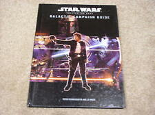 WOTC Star Wars d20 Galactic Campaign Guide hardcover