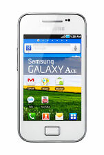 New Samsung Galaxy Ace GT-S5830I - Ceramic White (Unlocked) Smartphone
