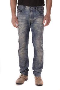 Diesel Thavar-NE Joggjeans 0609M Herren Jeans Hose