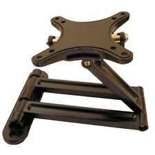 Wall Mount LCD Television Bracket VESA 75×75 100×100 for 15″ to 24″ screens