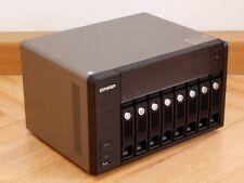 Qnap ts-859 pro+ with 4x4TB drives (16TB)