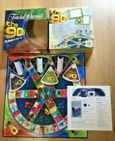 Trivial Pursuit 90'S Edition Board Game 2005 100% Complete VGC Horn Abbot/Hasbro