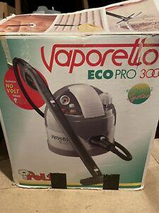 Polti vaporetto eco pro 3.0 steam cleaner