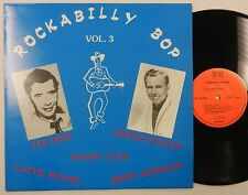 Rockabilly BOP Vol 3 Rockabilly Comp LP CC