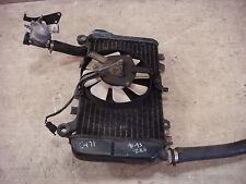 90-93 Kawasaki ZX600D Radiator and Fan w/Thermostat Housing NO Sensor #2471
