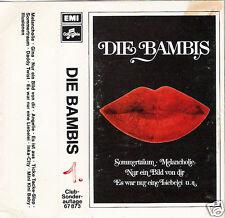 MC / DIE BAMBIS / CLUB-AUFLAGE / SELTEN /