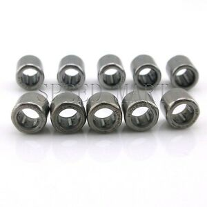 10pcs HF1012 One Way Clutch Miniature Needle Roller Bearing (10mm*14mm*12mm)