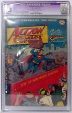 ACTION COMICS #135 CGC 7.5 Superman 1949