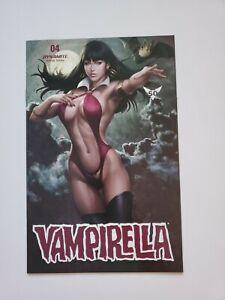 VAMPIRELLA #4 ARTGERM VARIANT 1