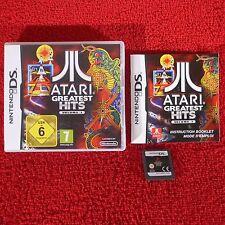 ATARI GREATEST HITS Volume 1 - Nintendo DS ~7+ Retro Atari 2600 Games