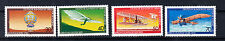 Berlin Briefmarken 1978 Luftfahrt Mi.Nr.563-66 ** postfrisch