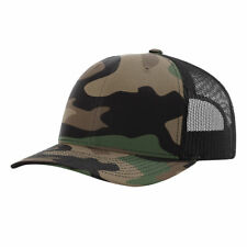 Richardson Mens Trucker Patterned Snapback Cap Baseball Hat New for 2018! 112P