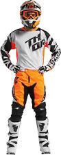 Thor 2017 S17 Kit de fusibles Air Race Dazz Flo Naranja Blanco Motocross Mx Bmx Barato Nuevo