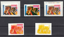 Probedruck Test Stamp Specimen Pureba Italien 2002