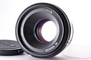 Exc5 Nikon AF Nikkor 50mm f/1.8 Standard Prime Lens from JAPAN Caps Auto SLR F