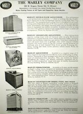 Marley Company & Phillips Cooling Towers ASBESTOS Ads