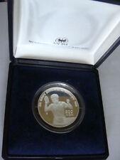 Olympische Spiele  999 Silber PP  500 Wong  Korea  mit Zertifikat u.ettuie