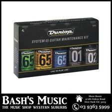 Dunlop System 65 Complete Guitar Maintenance Gift Pack - J6500