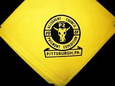 BOY SCOUT    ALLEGHENY COUNCIL  1961 PHILMONT EXPED  N/C           PA