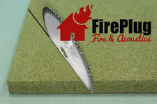 Vermiculite Fire Boards 25 mm, Cut to size, 400 x 400 x 25 mm Special
