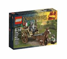 LEGO ~ LORD OF THE RINGS GANDALF ARRIVES (Set #9469) ~ Authentic New/Unopened