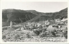 Death Valley CA * Scotty's Castle * Frashers Fotos  RPPC