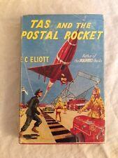 E C Eliott / Bruce Cornwell, Tas and The Postal Rocket - 1st/1st 1955, Australia