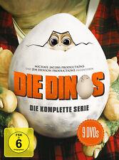 Die Dinos - Die komplette Serie (Softbox) DVD *NEU*OVP*