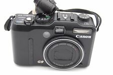Canon PowerShot G9 12.1MP 3''SCREEN 6x Digital Camera (NO BATTERY)