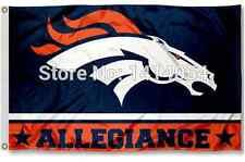 Denver Broncos Flag 3x5FT Large