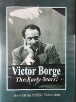 Victor Borge: The Early Years (DVD, 2008)