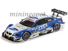 MINICHAMPS 100-122202 2012 BMW M3 DTM BMW TEAM RMG #2 1/18 JORY HAND