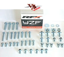 RFX Track Pack Bolts Nut & Washer Kits YAMAHA YZ125 YZ250 2000-17