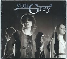 VON GREY [Digipak] FIRST EVER CD RELEASE SEALED MINT taylor swift MODERN