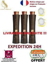 Lissage Brésilien Honma Tokyo AllLiss Premium Coffee 3X150ml+2Masques de Protect