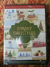 Romany Christmas Paper Crafting Abigail Mill CD ROM  new sealed