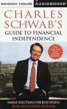 Charles Schwab's Guide to Financial Independence : audiobook on cassettes NEW