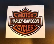 1 x Harley Davidson Motorbike Motor Cycles Car Decal Vinyl Sticker For Bumper