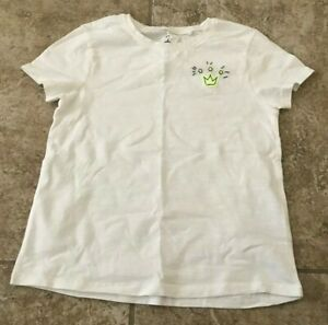 White T-shirt from Next - Age 5-6 years