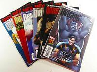 Marvel ULTIMATE ORIGINS (2008) #1 1 2 3 4 5 VARIANTS VF/NM to NM LOT Ships FREE!