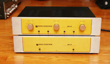 Sonic Frontiers Sfl-2 Preamplifier W/Boxes Tested Excellent Condition