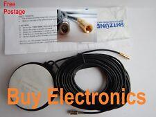 Combo 4x Coche Antena GPS/GSM con conectores SMB y SSMB