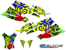 2005-2006 ARCTIC CAT FIRECAT SABERCAT GRAPHICS KIT DECO WRAP F5 F6 F7