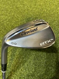 Cleveland RTX 4 56.10* Wedge, Dynamic Gold S400 Flex, LH