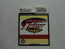 1999 IROC AT INDY IMS Official Product Decal Collector Indy 500 Brickyard 400