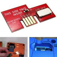 SD2SP2 Micro Card Adapter Card Reader For Gamecube Homebrew Running A0J9
