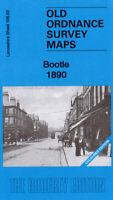 OLD ORDNANCE SURVEY MAP ASHTON ON MERSEY SALE 1927 CROSS STREET PRIORY ROAD